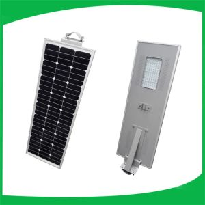 80W All in One Solar Street Light Integrated Solar Light pictures & photos