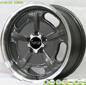 17inch A356 Aluminum Car Accessories Alloy Wheel Rim 5*112/205 pictures & photos