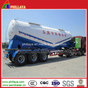65m3 Cement Tank Semi Trailer/Powder Tank (FLY9902TDP) pictures & photos