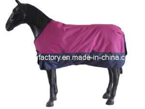 Waterproof Standard Neck Winter Horse Rug (SMR1651) pictures & photos