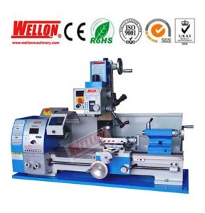 Multi Purpose Lathe Machine (Combination Turning Drilling Machine Jyp280V pictures & photos