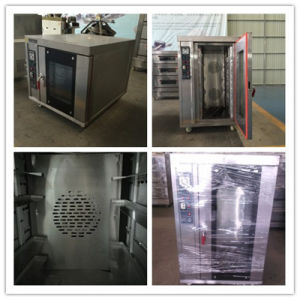10 Trays Bread Oven Gas Convection Oven for Bakery pictures & photos