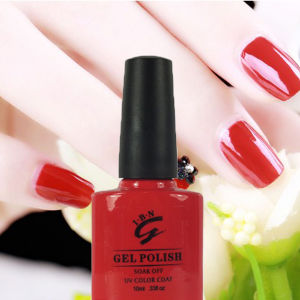 Factory Direct Selling 134 Colors Nail Gel Polish pictures & photos