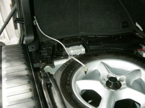 Flexible Schrader Tyre Valve Extension for Spare Tyre Checking with a Tyre Pressure Indicator pictures & photos