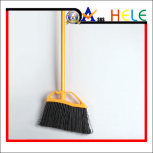 Angle Broom Top Sales for USA Market (HLB1108B) pictures & photos