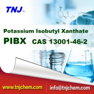 High Quality Potassium Isobutyl Xanthate Pibx CAS 13001-46-2 pictures & photos
