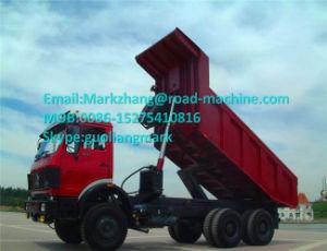 Sinotruck Beiben All Wheel Drive Dump Truck 6X6 340/380HP Congo pictures & photos