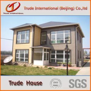 Customized Two Floors Light Gauge Steel Structure Modular Building/Mobile/Prefab/Prefabricated Building pictures & photos