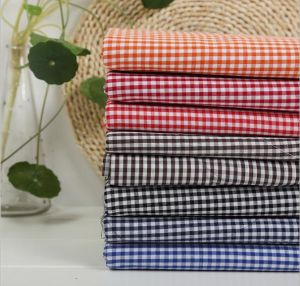 T/C 80/20 Yarn Dyed Check Shirt Fabric Lining Fabric pictures & photos