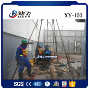 Xy-100 Core Drilling Machine for Mineral Exploration pictures & photos