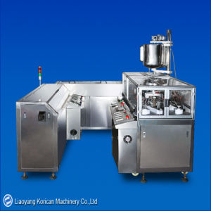 (HY-U) Full Automatic Suppository Filling and Sealing Machine pictures & photos