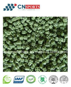 EPDM Rubber Granule for Plastic Running Track, Artificial Grass, Runway pictures & photos