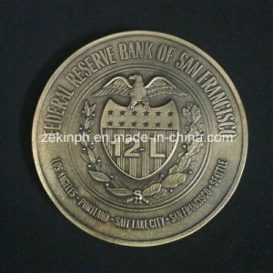 Factory Made Us Challenge Coins with Different Finishes pictures & photos