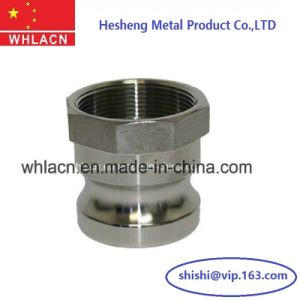 Stainless Steel Camlock Coupling Groove Fittings Pipe (Valve) pictures & photos
