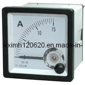 48 Moving Coil Instrument DC Ammeter (TP-48 DC A)