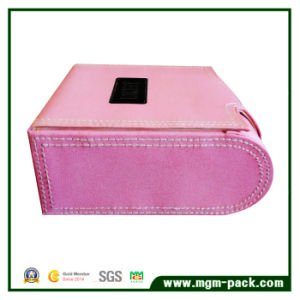 Traditional Custom PU Leather Plastic Watch Box pictures & photos