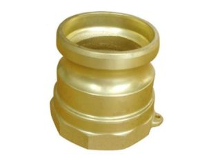 Wholesale Threaded Brass Pipe Fitting pictures & photos