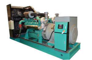 CE ISO Approved Googol 800kVA 640kw Diesel Genset Silent Canopy pictures & photos