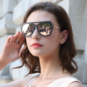 Colorful Hand Made Tr90 Fashion Sunglasses Polarized pictures & photos