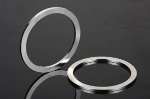 Thin-Wall Ring Magnet with Nickel Coating Use in Phone Speaker Od11.9xid7.1X0.9 N35