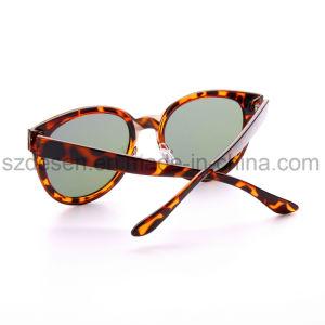 Wholesale Custom Logo Mirror Lens Polarized Acetate Sunglasses pictures & photos
