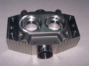 CNC Part CNC Machining Part Alloy CNC Parts with SGS Certificate (WSD-CNC-067)