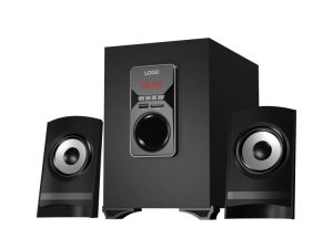 Computer Speaker 2.1 with Remote Control, FM, SD, USB (TSL-309) pictures & photos