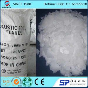 Caustic Soda Pearl Pellet Flake 96%, 99% pictures & photos