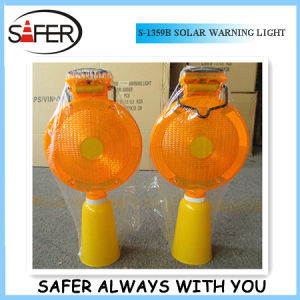 2012 Best-Selling Solar Power Warning Light pictures & photos