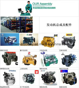 Liugong Sdlg Lonking Shantui Cat Spare Parts pictures & photos
