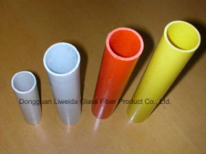 Nonstaining and Heat-Resistance Fiberglass FRP Tube/Pole for Tool Handle pictures & photos