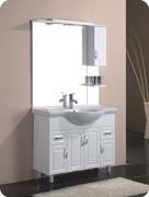 Australia Hot Selling MDF Bathroom Cabinet with Best Dealing Prices pictures & photos
