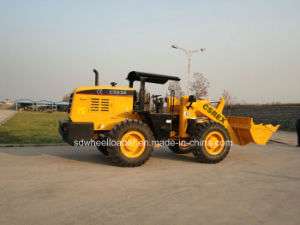 3.5t Multifunctional Euro Quich Change EPA Wheel Loader pictures & photos