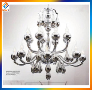 Home Modern Crystal Large Chandelier Pandant Lighting pictures & photos