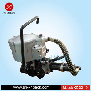 Pneumatic Steel Strapping Steel Coil Packing Machine