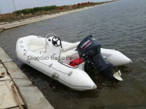 Inflatable 1.0mm Hypalon Rib Boat 520 Ce