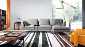 Living Room Furniture Italy Modern Fabric Sofa pictures & photos