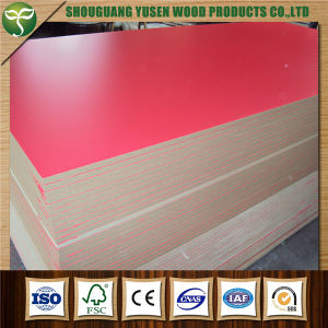 E1 Glue Melamine MDF Board for Indoor Decoration pictures & photos