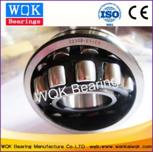 Wqk Bearing 22308 E1c3 Steel Cage Spherical Roller Bearing pictures & photos