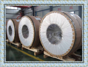 Mill Finsihed Cold/ Hot Rolling Aluminium Coil for Construction pictures & photos