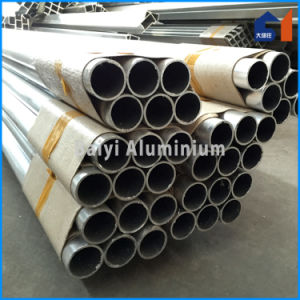 ISO Factory Fabrication Aluminium Alloy Profile for Flat Tubes
