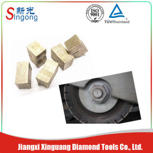 Construction Tool Parts Type Diamond Cutting Segments pictures & photos