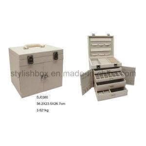 Elegant Jewelry Box with Muti Compartments (SJ0380)