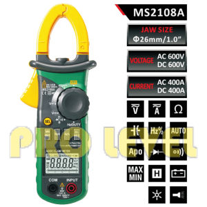 Digital AC & DC Clamp Meter (MS2108A) pictures & photos