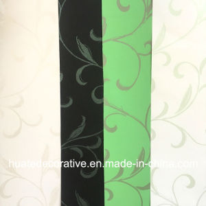 Metallic Design Printing Paper for Laminate, Classic European Vine Design