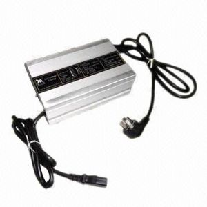 48V, 60V, 72V Small Aluminum Charger E-Bike Battery Charger pictures & photos