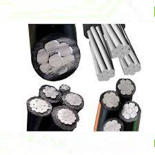 Duplex/Triplex/Quadruplex AAAC/ACSR/AAC/XLPE Aerial Bunched Cable pictures & photos