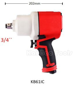 3/4′′ Air Impact Wrench with Twin Loops pictures & photos