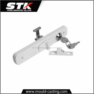 Aluminum Alloy Die Casting Part for Door Lock (STK-14-AL0029) pictures & photos
