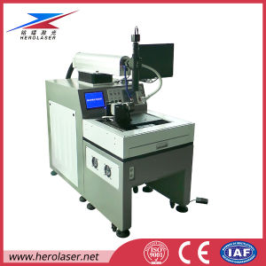 Automatic 3D Laser Welding Machine for Transducer, Battery, Aluminium Alloy, Tools Welding pictures & photos